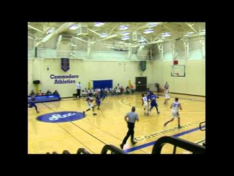 Josh Harris - Point Guard - Lorain County Community College 2014-2015 Highlights