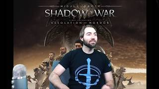 Shadow of War, Honorable Fight Themed Fortresses on PS4/Xbox One (Maybe PC after!)