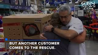 Handing Over the Last Generator – and Saving a Life