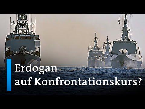 Türkei vs. Griechenland: Riskiert Erdogan einen Krieg? | Auf den Punkt