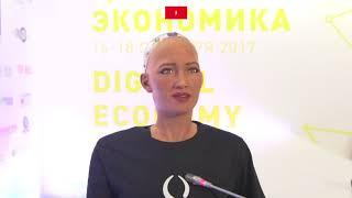 Робот ответил Медведеву