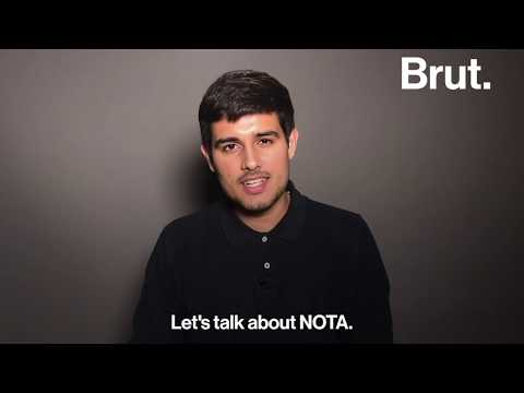 What Is The Cost Of A NOTA Vote? Dhruv Rathee Explains
