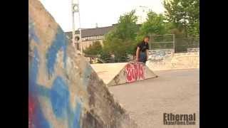 Ethernal Skate Films / Skateboarding Montage @ Skatepark Père-Marquette (Montreal)