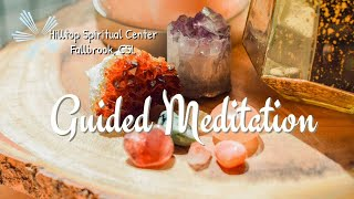 3- Minute Guided Meditation by Andrea Matros, RScP
