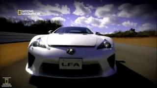 Мегазаводы Суперавтомобили Лексус LFA Документальные фильмы National Geographic HD