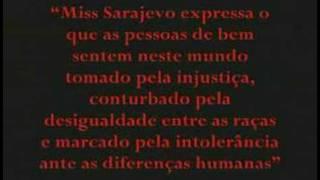 Miss Sarajevo U2 Clipe-Guerra Bósnia Legendado em português