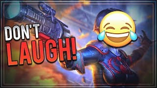 Neith Mid: ENEMY JUNGLER SPAM LAUGHS ME AND REGRETS IT! - Smite