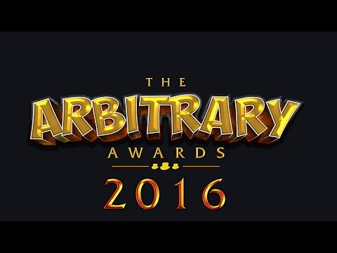 TotalBiscuit's Arbitrary Video Game Awards - 2016