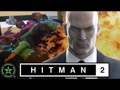 The Worst Explosives Team Ever - Hitman 2: Escalation | Let's Watch
