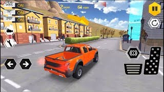 Extreme Racing SUV Simulator - 4x4 Offroad City Car Driver - Android gameplay FHD