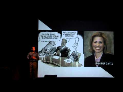 """A Case for Affirmative Action in """"Post Racial"""" America (Ignite Baltimore 6 - Douglass Austin)"""