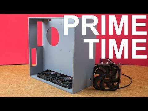 Unicorn Project One | Scratch case build | Part 2: Woodwork and primer