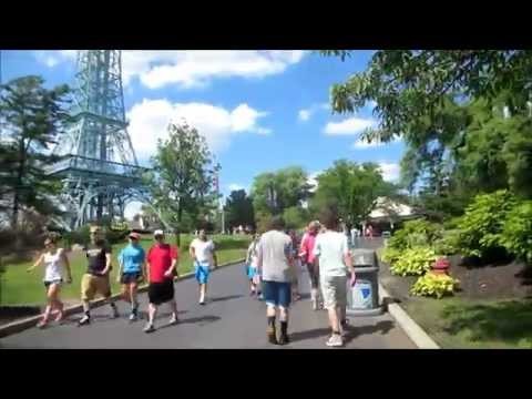 Put-In Bay and Kings Island trip 2015