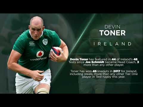 Irish Rugby TV: Ireland v Fiji Stat Attack