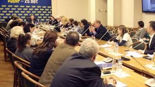 Тушинское гетто на болоте - круглый стол в Государственной Думе РФ 5 декабря