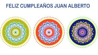 JuanAlberto   Indian Designs - Happy Birthday