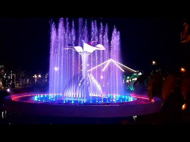 Dota -  Nhạc nước công viên Bác Hồ - Sa Đéc - Đồng Tháp