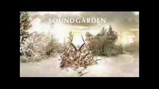 Soundgarden Blood On The Valley Floor ( King Animal )