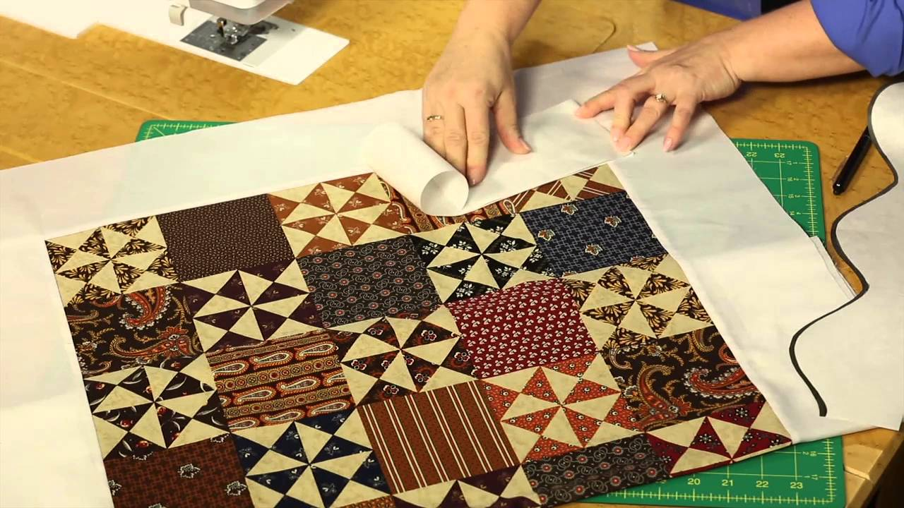 Sew Easy Wavy Quilt Borders For Every Size Quilt Youtube