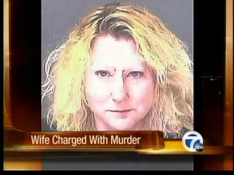 Lawyer's wife charged