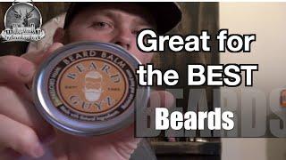 Beard Guyz Beard Balm Review | Beard Care