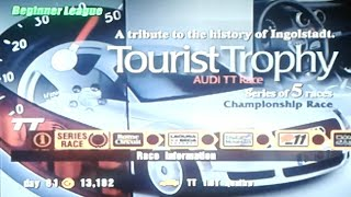Gran Turismo 3: A-Spec - Part #19 - Tourist Trophy Race (Beginner)