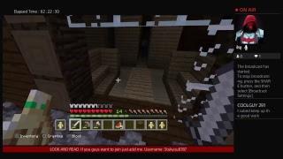Minecreaft episode 1: Survival or Dead