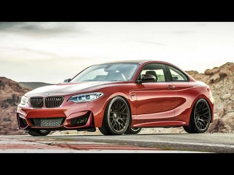 Bmw M2 Release Date >> 2016 Bmw M2 Coupe Review Rendered Price Specs Release Date Youtube