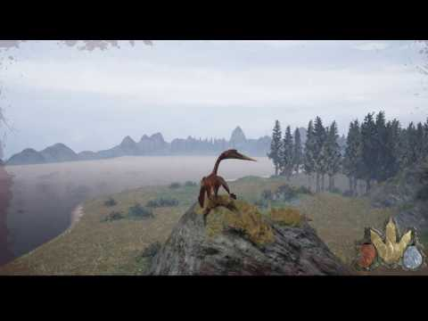 The Isle: NEW MAP! + quetzalcoatlus! ENTIRE MAP FLYTHROUGH!