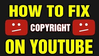 How To Fix/Remove Copyright issues on Youtube Urdu/Hindi Tutorial