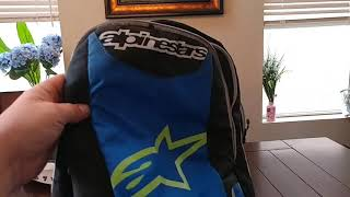 AlpineStars City Hunter Motorcycle Backpack Review