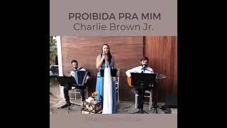 Proibida Pra Mim por Tati Maisan | AO VIVO - Música para Casamento ES