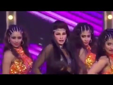 Jacqueline Fernandez hot Dance Performance   Star Screen Awards   2016