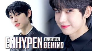 [BE ORIGINAL] ENHYPEN(엔하이픈) 'Given-Taken' (Behind) (ENG SUB)