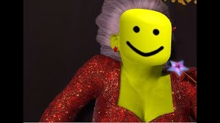 """Shrek """"I need a hero"""" but with roblox and stuff"""