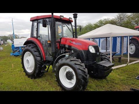 Yto x904, x804, 504, 404 tractor 2017