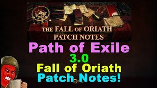 Patch Notes Poe 3 6