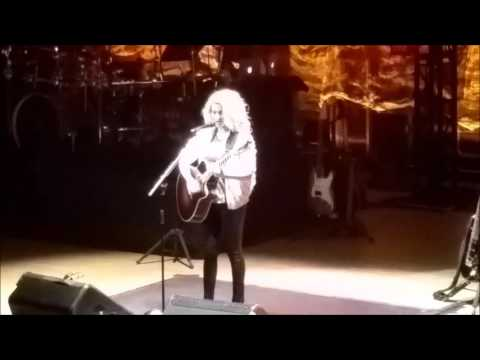 Tori Kelly concert at Massey Hall in Toronto on May 3rd, 2016