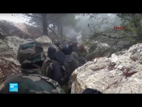 معارك عنيفة في عفرين السورية والإدارة الذاتية الكردية تعلن -النفير العام-