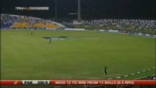 Amir World Record 73 Vs New Zealand - 3/3