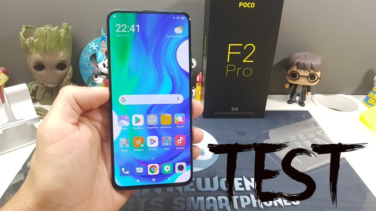 Poco F2 Pro Test
