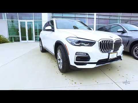2019 BMW X5 | MAG BMW of Dublin