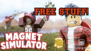 ROBLOX OP ALL WORKING MAGNET SIMULATOR CODES SEPTEMBER 2019!!!