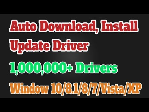 How to automatic update drivers free