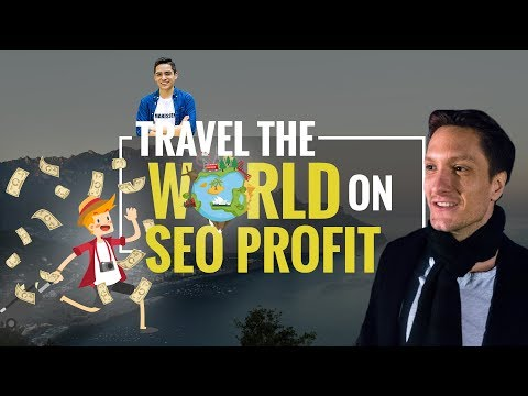 How James Travels The World On SEO Profits & Investments