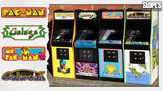 Checking out every single quarter arcade... so far! - SGR #PacMan #MrsPacMan #Galaga #Galaxian