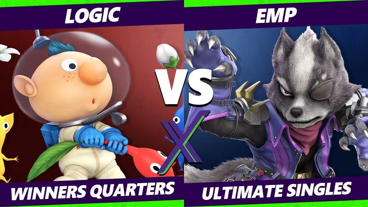 Smash Ultimate Tournament - Logic (Olimar) Vs. EMP (Wolf) - S@X 289 SSBU Winners Quarters