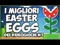 I MIGLIORI EASTER EGGS DEI VIDEOGIOCHI #1