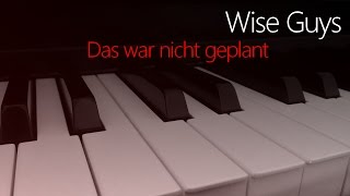 Watch Wise Guys Das War Nicht Geplant video