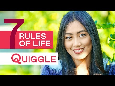 7 Rules Of Life From Quiggle | YOUNK - Community Music Label